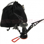 High Output 'Screw On' Camping Stove with Bag