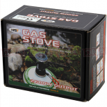 High Output 'Screw On' Camping Stove Box