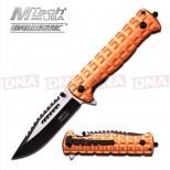 MTech-Tan-Serrated-Ballistic-Knife