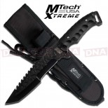 MTech USA Xtreme MX-8062BK Fixed Blade Knife