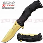 XTreme Ballistic Compound Tanto - Gold