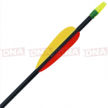 Pack-of-3,-30-Fibreglass-Arrows-Flights-Nock