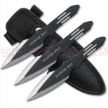 Perfect Point RC-595-3 Throwing Knife Set