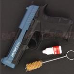 Retay XPro 9mm P.A.K Black/Blue Blank Firing Pistol