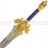 Single Straight Cross Guard Sword Hilt