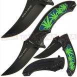 Leaf Style Lock Knife Main Image
