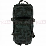 Golan™ 36L 800D Tactical Rucksack - Black Cell Camo