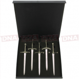 Set of 5 Themed Letter Openers Main