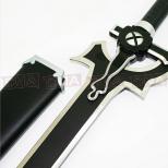 Single-Straight-'Kirito'-Sword-Blade