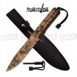 Survivor Basic Drop Point Knife