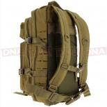 Golan™ 45L 800D Tactical Rucksack - Desert Sandstone Straps