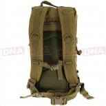 Golan™ 45L 800D Tactical Rucksack - Desert Sandstone Back Straps