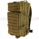 Golan™ 45L 800D Tactical Rucksack - Desert Sandstone Front