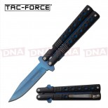 Tac-Force NOT A BALISONG... Spring Assisted Knife