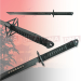 "28"" Black Ninja Sword"