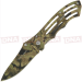 Anglo Arms Camouflage Lock Knife