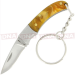 Anglo Arms Keychain Knife Yellow