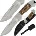Pakkawood Survival Knife