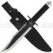 Rambo II Style Survival Knife + Kit