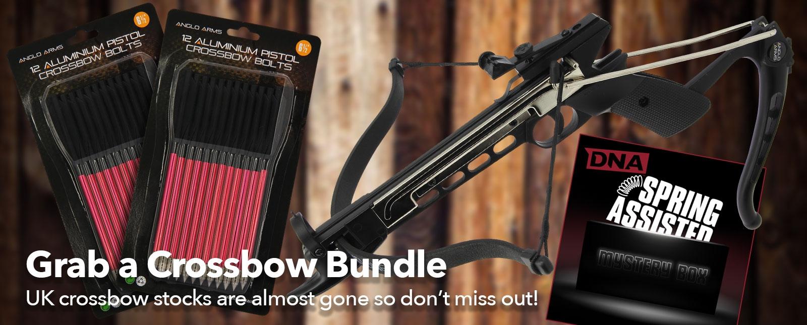 DNA Leisure Crossbow Bundle Deals